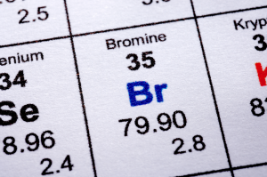 Bromine-licensed